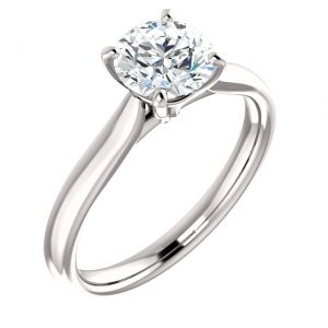 Elemental Solitaire Diamond Ring- Anillos de compromiso en Monterrey